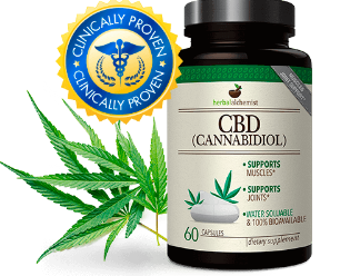 Cannabidiol ingredients