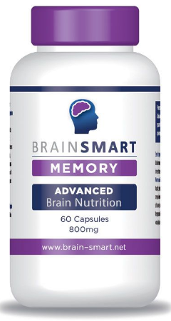 Brain Smart Memory Ingredients