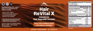 Hair Revital X System Review