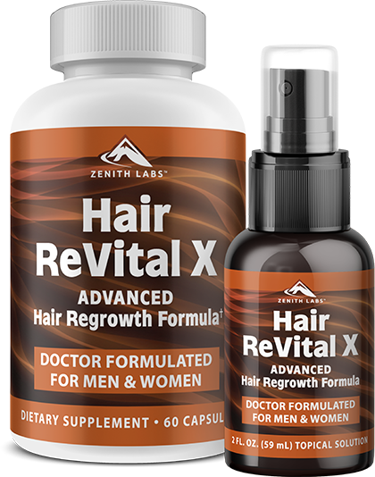 Hair Revital X Pills Reviews